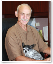 Pet insurance founder and president