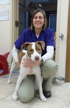 Dr. Mary Felt of Villa Park, Illinois is the Pets Best My Vet's the Best grand prize winner of 2014.