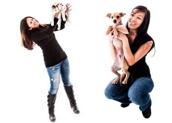 Drs. Michelle Zoryan and Diane Tang are the latest winners of the My Vet's the Best contest.