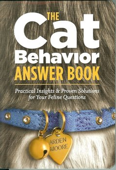Pet insurance advocator Arden Moore's book cover.