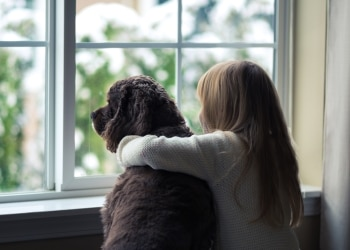 Learn tips to keep indoor pets safe and healthy when outside in winter.