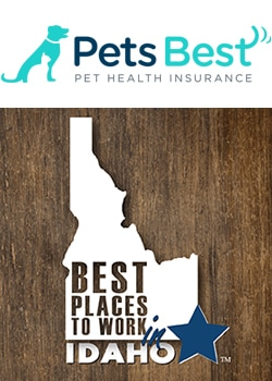 Pets Best awarded A Best Places to Work in Idaho for the fourth consecutive year.