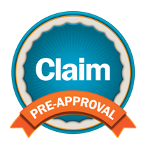 Pet insurance claim pre-approval available through Pets Best Insurance.